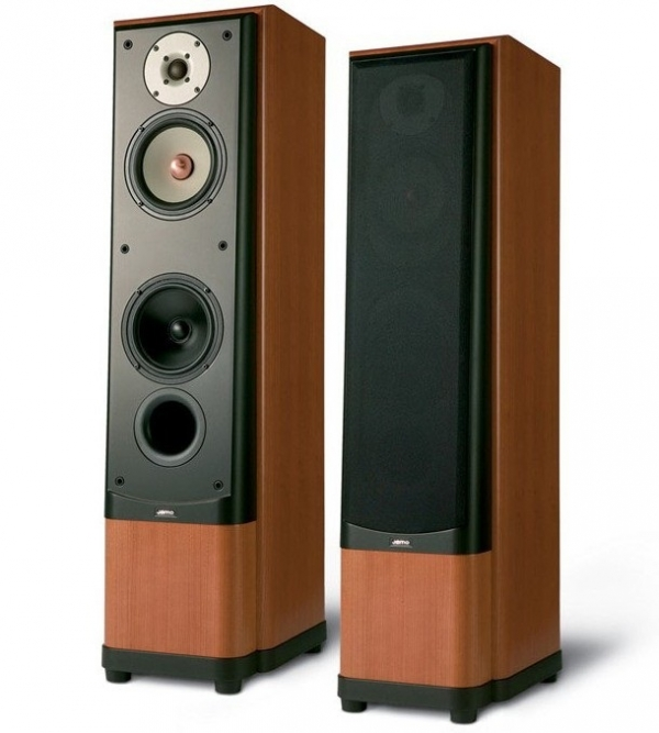 concert speakers. review: jamo concert 11 speakers
